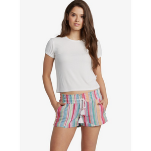 Roxy Oceanside Linen Shorts