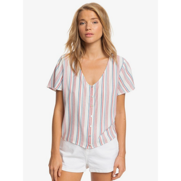 Roxy Million Dreams Short Sleeve Shirt