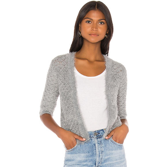 Take the Plunge Cardigan