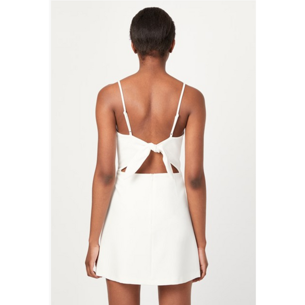 Summer Whisper Tie-Back Dress
