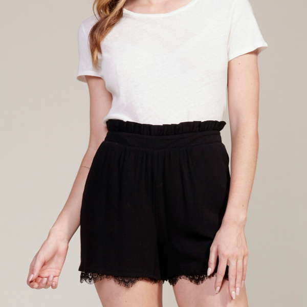Senorita Lace Shorts