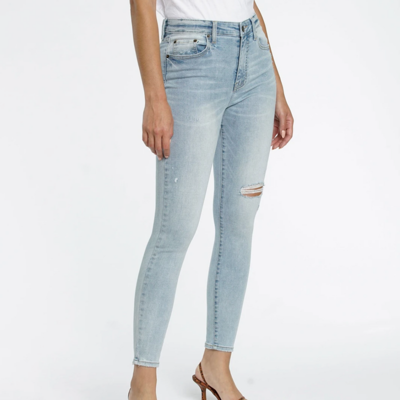 Pistola Aline High Rise Skinny in Seeker Wash