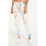 Z Supply Pastel Tie Dye Jogger
