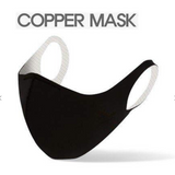 Copper Threaded Mask