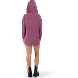 2 Blessed 2 Stress Tunic Hoodie