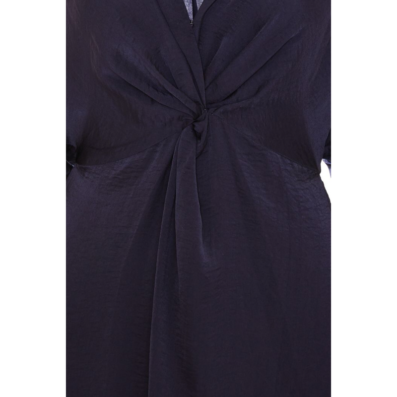 It's Never Too Late Knot Dress