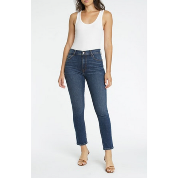 Cara High Rise Vintage Skinny in Gala Wash