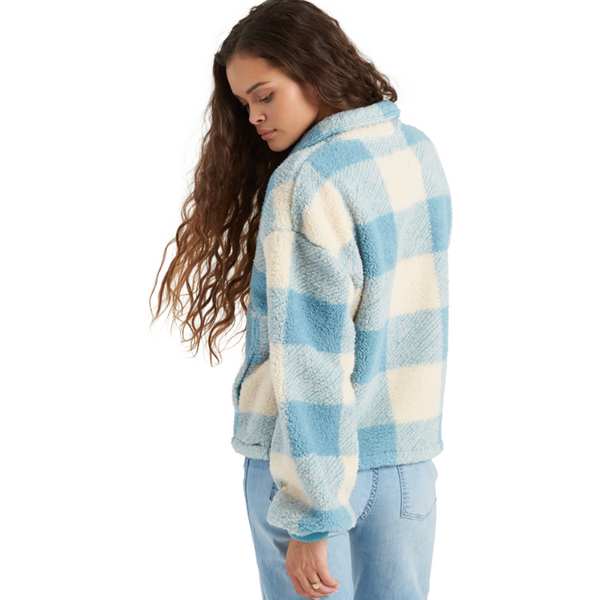 Billabong Time Off Fleece Pullover