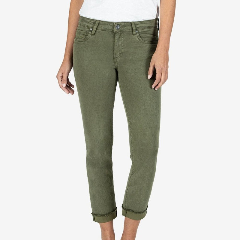 KUT Amy Crop Straight Pant