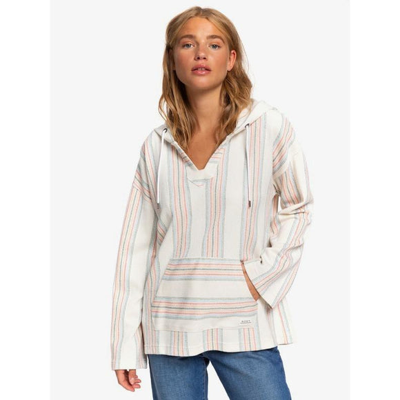 Roxy Call Of The Ocean Poncho Hoodie