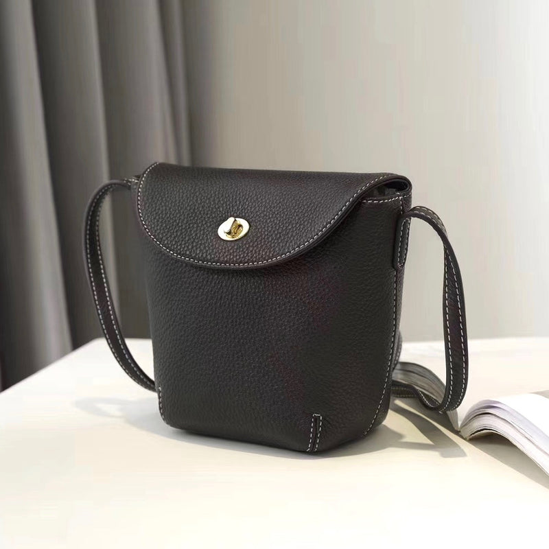 Crossbody Small Leather Purse