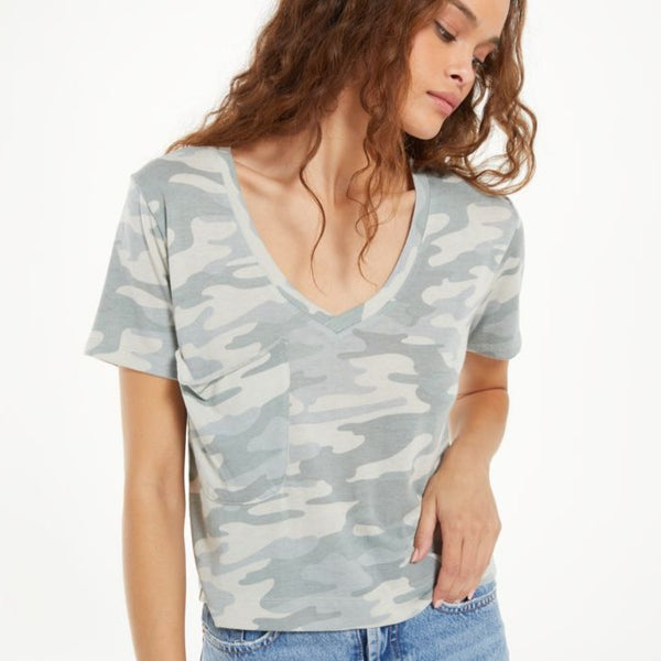 The Camo Classic Skimmer Tee