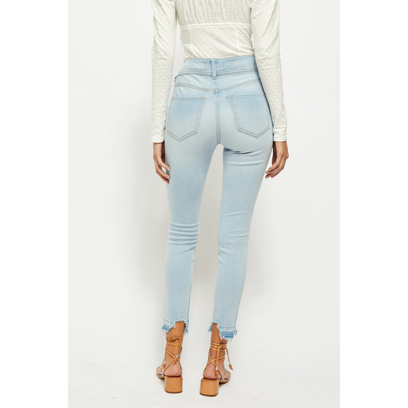 Free People Wild Child Skinny Jean