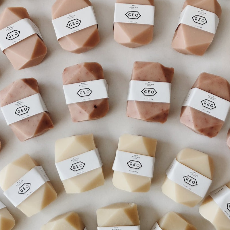 Bell Mountain Naturals - Mini Gem Soaps