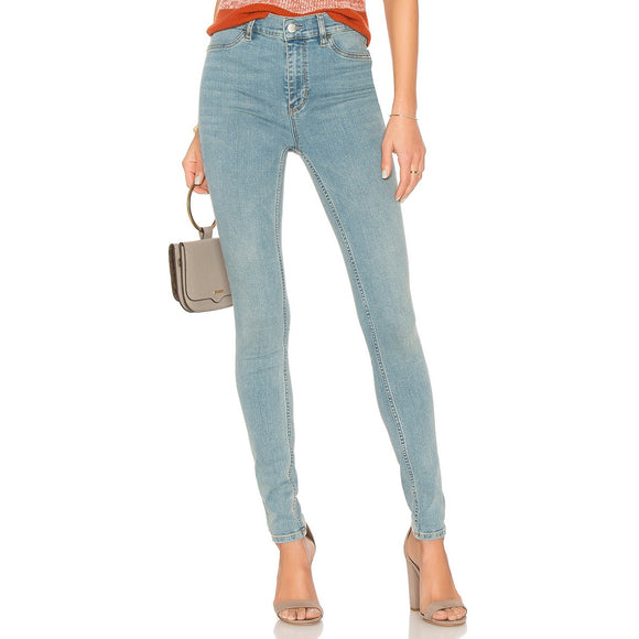 Free People Long & Lean Jean