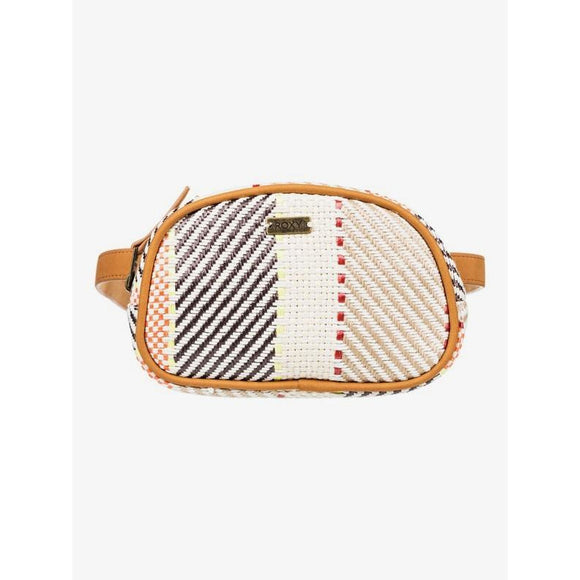 Roxy Make The Difference Straw Fanny Pack