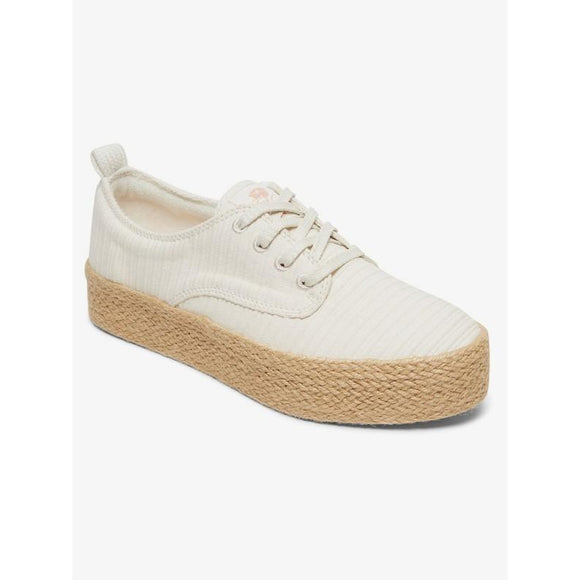 Roxy Shaka Jute Flatform Shoes