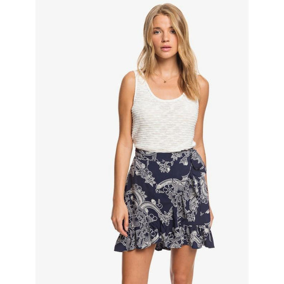 Roxy Halo Wrap Skirt