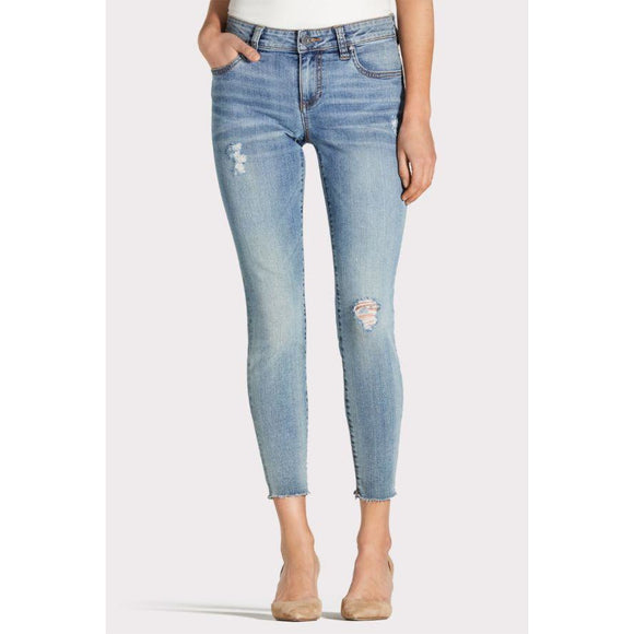 Connie Ankle Skinny (Unperturbed)