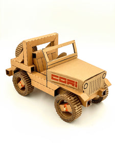 CORI Off Road Vehicle Photo
