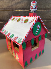 Load image into Gallery viewer, CORI Gingerbread House Kit