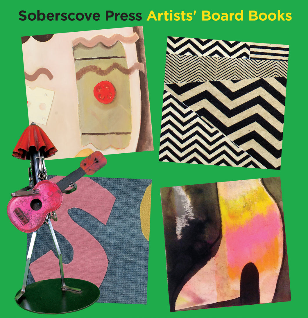 Artists' Board Books, Set II