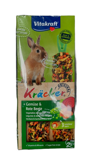 Kracker Rabbit Food