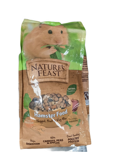 Natures Feast Hamster Food