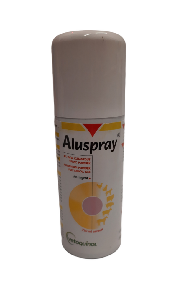 Aluspray 210ml