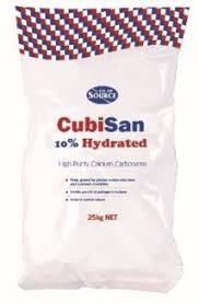 Cubisan 10% Hydrated Lime 1 Tonne