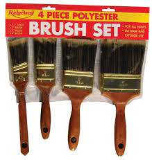 Fleetwood 4pc Ridgeway Prush Set