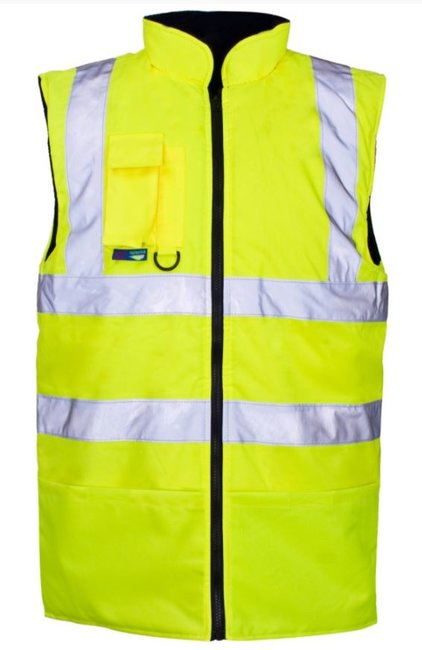 Hi Vis Body Warmer