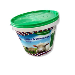 Sheep Mineral Bucket