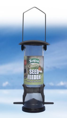 Supa 20cm 2 Port Seed Feeder