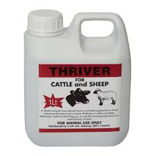 Thriver Cattle and Sheep 1 Litre