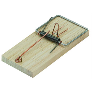 Wooden Mouse Trap