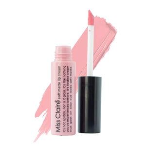 Miss Claire Soft Matte Lip Cream, 03 Pink, 6 g - shoper2shoper.com