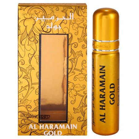 Al Haramain Gold-10 ml - shoper2shoper.com