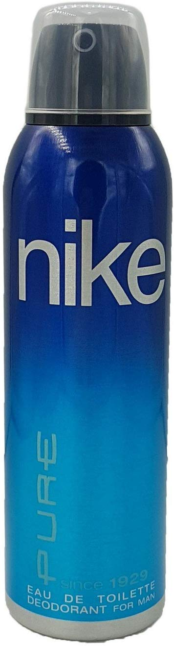 Nike Pure Men Deo for Men, 200ml - shoper2shoper.com