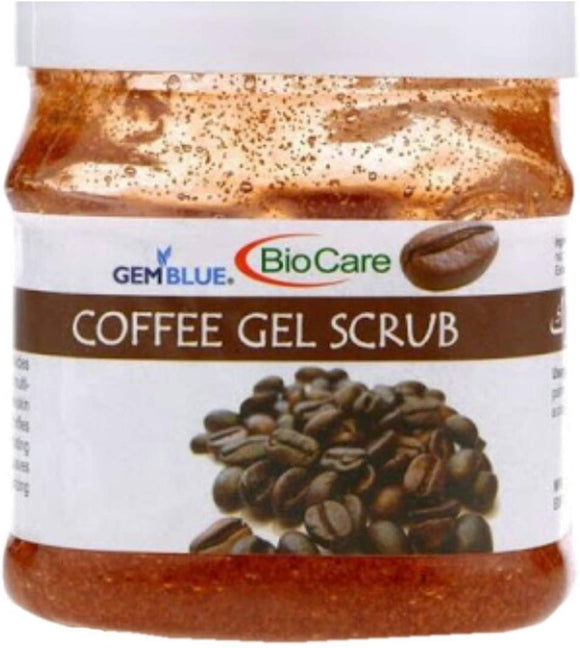 BioCare Coffee Gel Scrub-500 ml - shoper2shoper.com