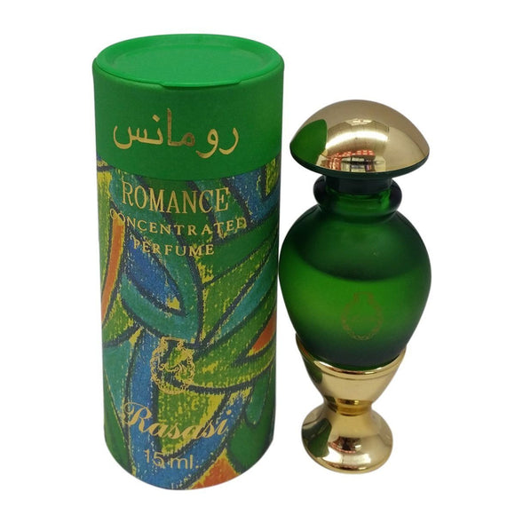 Rasasi Romance Concentrated Perfume Attar 15 Ml - shoper2shoper.com
