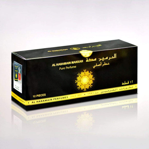 Al Haramain Makkah-15 ml - shoper2shoper.com