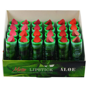 ADS Aloe Extrac Matte Lipstick-3317 Pack of 24 - shoper2shoper.com