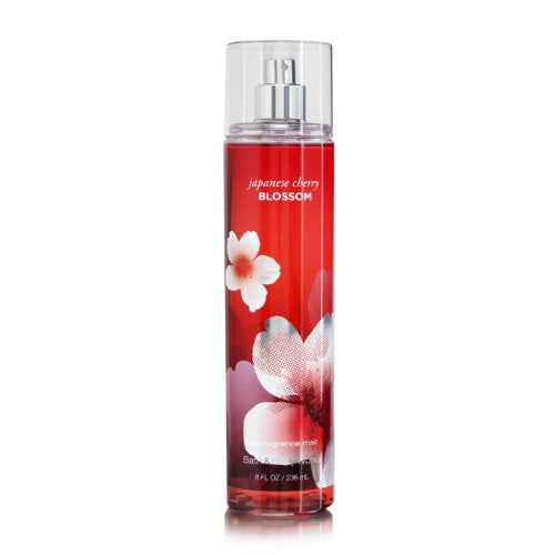Bath & Body Works Japanese Cherry Blossom Signature Collection Fragrance Mist, 236ml - shoper2shoper.com