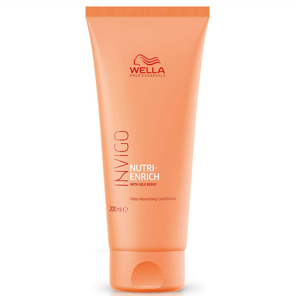 Wella Professionals Invigo Nutri-Enrich Conditioner, 200ml - shoper2shoper.com