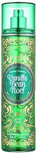 Bath & Body Works Vanilla Bean Noel Fine Fragrance Mist 2014 (8 Oz) - shoper2shoper.com