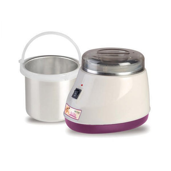 OZOMAX GLORA DUAL TEMPRATURE AUTOMATIC WAX HEATER - shoper2shoper.com