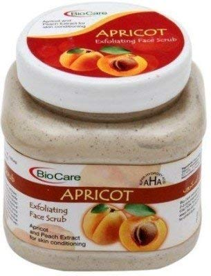 Biocare Face Scrub Apricot And Peach Scrub(500 ml) - shoper2shoper.com