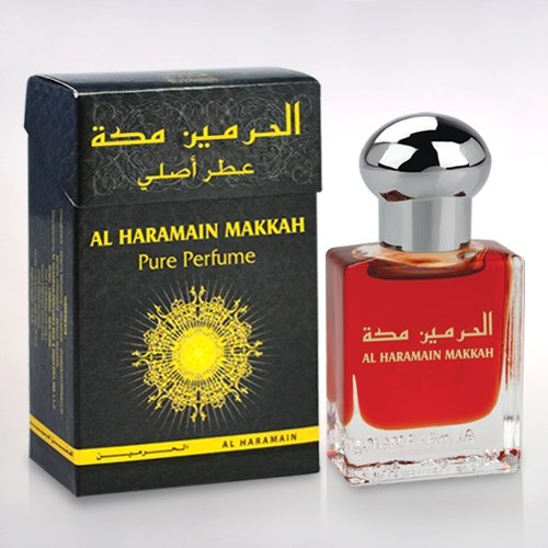 AL HARAMAIN Makkah Concentrated Perfume Roll-on Attar, 15 ml - shoper2shoper.com