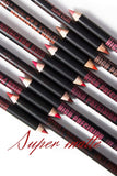 Me Now Super Matte High Precision Lip Liner Pencil (Set of 12) - P103 - shoper2shoper.com